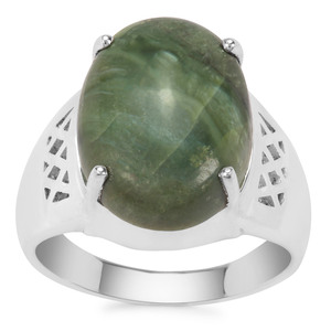 Chemin Opal Ring in Sterling Silver 6.50cts