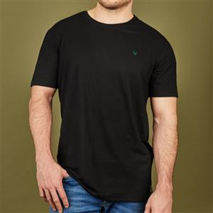 YouBamboo Men's Black T-shirt