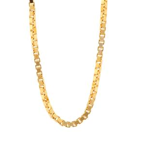 "24"" Midas Altro Diamond Cut Venetian Slider Chain 2.79g"