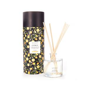 Fruit Infusions Reed Diffuser, Lemongrass Fragrance with Citrine ATGW 30cts