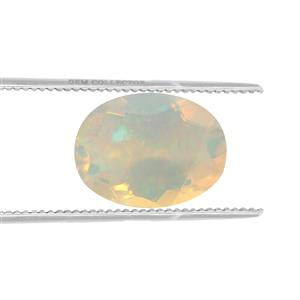 Ethiopian Opal Loose stone  1.40cts