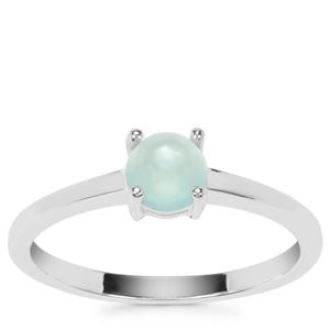 Gem-Jelly™ Aquaprase™ Ring in Sterling Silver 0.53cts