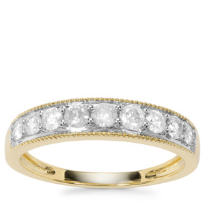 'Munich' 1/2ct First Class Diamond Ring 9K Gold