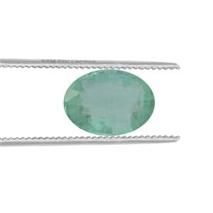 0.10ct Natural Siberian Emerald (N)
