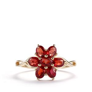 Winza Ruby Ring in 10k Gold 1.60cts