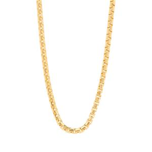 "18"" Midas Couture Diamond Cut Round Venetian Chain 1.73g"