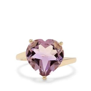 Anahi Ametrine Ring in 10K Gold 4.66cts