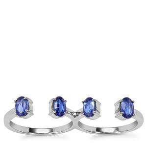 Daha Kyanite Ring in Sterling Silver 2.58cts