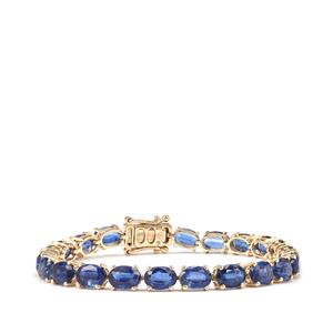 Daha Kyanite Bracelet in 10k Gold 26.79cts