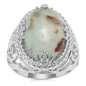 Aquaprase™ Ring in Sterling Silver 8.61cts