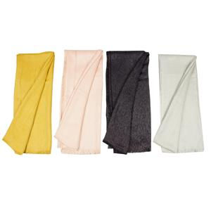 Starlight Wrap Destello Scarf (Choice of 4 Colors)