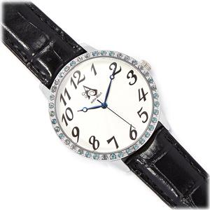 0.72ct Topaz Annabella Stainless Steel Watch