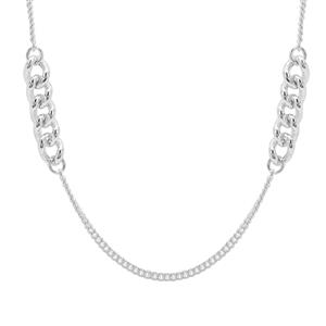 "18"" Sterling Silver fancy Chain 4.71g"