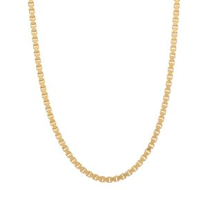 "36"" Midas Couture Diamond Cut Venetian Chain 4.88g"