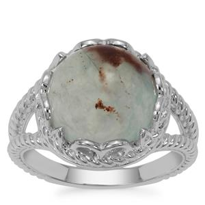 Aquaprase™ Ring in Sterling Silver 4.73cts