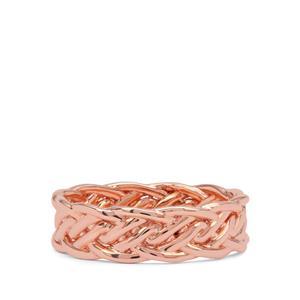Ring in 9K Rose Gold