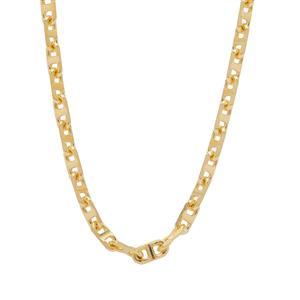 """18"""" Midas Tempo Diamond Cut Anchor Chain 3.80g"""