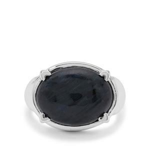 Russian Rhodusite Ring in Sterling Silver 8.95cts