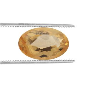 Imperial Topaz Loose stone  0.96ct