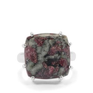 13ct Eudialyte Sterling Silver Aryonna Ring
