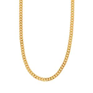 "30"" Midas Classico Diamond Cut Curb Chain 1.75g"