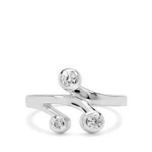 0.43ct Ratanakiri Zircon Sterling Silver Ring