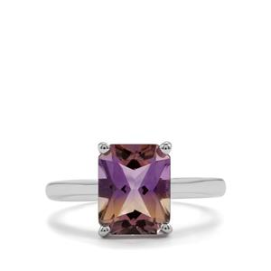 Anahi Ametrine Ring in Sterling Silver 2.86cts