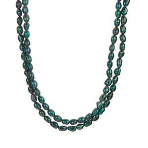 Kaori Cultured Pearl Necklace (5.50x4mm)