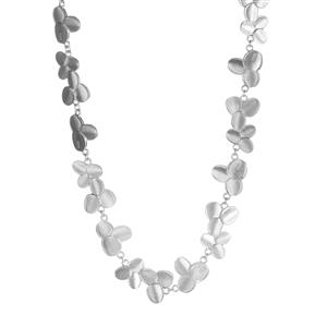 Sterling Silver Necklace 21.14g
