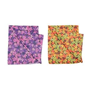100% Polyester Printed Ladies Destello Scarf (Choice of 2 Prints)