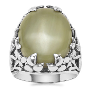 Imperial Chalcedony Ring in Sterling Silver 9.85cts