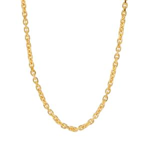 "24"" Midas Couture Forzentina Sliding Chain 3.43g"