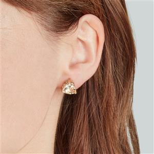 Serenite Earrings in 14k Gold 4.34cts
