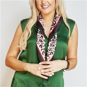Destello Silky Fashion Scarf  - 4 Variations Available