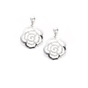 Stardust Sterling Silver Earrings