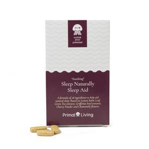 Sleep Naturally Herbal Tablets