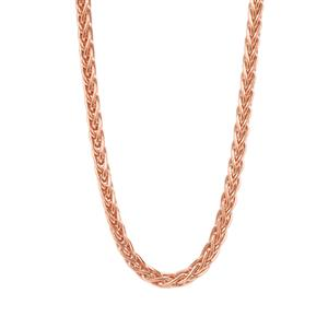 "24"" Rose Midas Tempo Foxtail Chain 5.65g"
