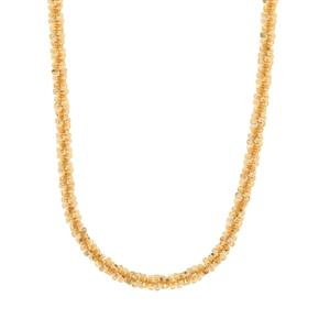 "18"" Midas Couture Criss Cross Chain 3.13g"