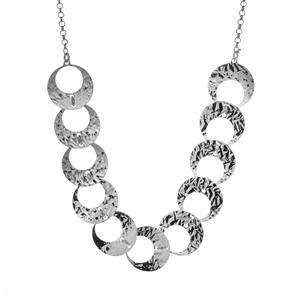 """17"""" Sterling Silver Altro Italiano Necklace 9.00g"""