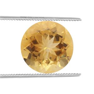 Rio Golden Citrine Loose stone  7.13cts