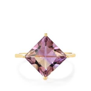 Anahi Ametrine Ring in 9K Gold 4.54cts