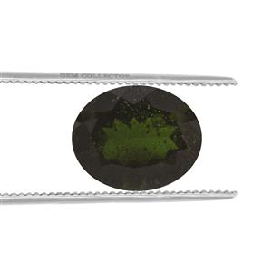 Chrome Diopside Loose stone  2.30cts