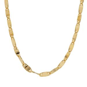 "22"" Midas Couture Twisted Forzentina Chain 4.14g"