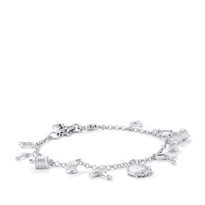 Music Symbols Bracelet in Sterling Silver