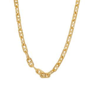 """30"""" Midas Tempo Diamond Cut Anchor Chain 5.99g"""