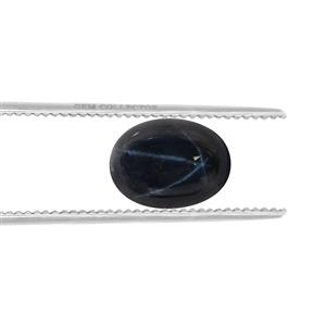 Blue Star Sapphire Loose stone  2.00cts