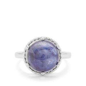 9.45ct Thai Sapphire Sterling Silver Ring (F)