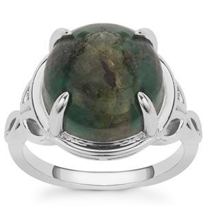 8.45ct Santa Terezinha Sterling Silver Ring