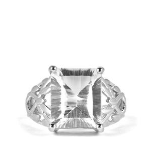 7.36ct Cullinan Topaz Sterling Silver Ring