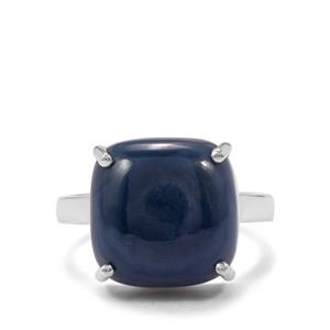 Bengal Blue Opal Ring in Sterling Silver 8.54cts